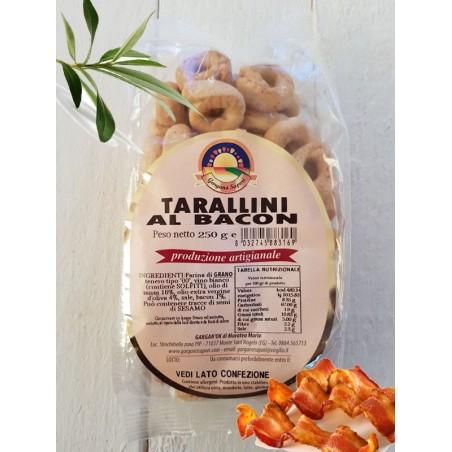 TARALLINI AL BACON 250gr