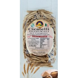Cicatelli INTEGRALI 500gr