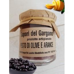 PESTO OLIVE E ARANCE 180 gr