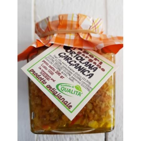 Salsiccia fresca piccante