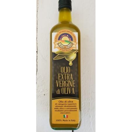 OLIO EXTRA VERGINE - 100% MADE IN ITALY