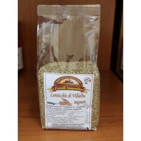 Lenticchie di Villalba Mignon 500 g