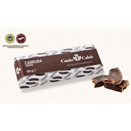Cioccolato di Modica IGP alla carruba
