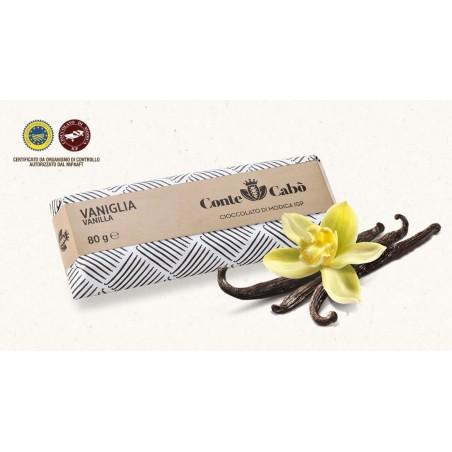 Cioccolato di Modica IGP alla vaniglia