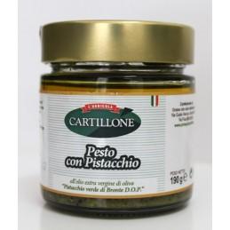 Pesto con Pistacchio VERDE...