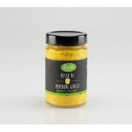 Pesto Di Peperoni Gialli 175 g