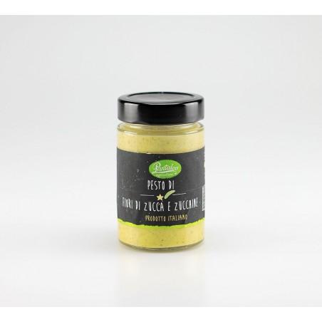 Pesto Di Fiori Di Zucca E Zucchine 185 g
