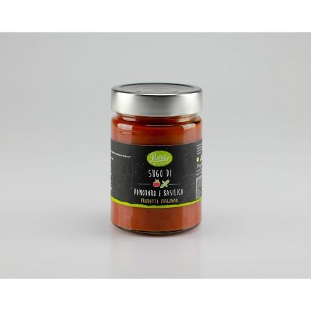 Sugo Di Pomodoro E Basilico 314 g
