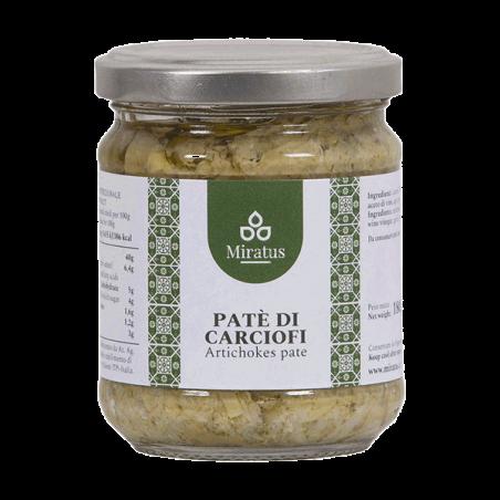 Patè di Carciofi 212 ml