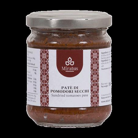 Patè di Pomodori Secchi 212ml