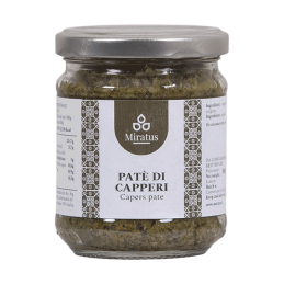 Patè di Capperi 212 ml