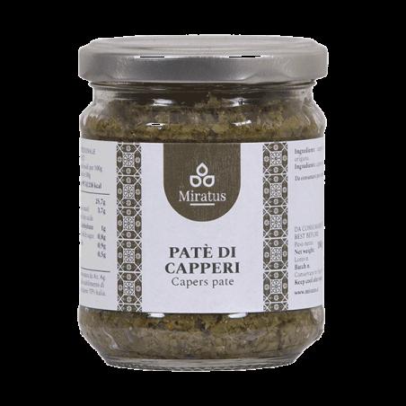 Patè di Capperi 212 ml