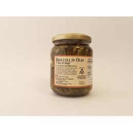 Broccoli in olio (cime di...