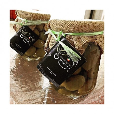 Olive da mensa varietà bella di Cerignola